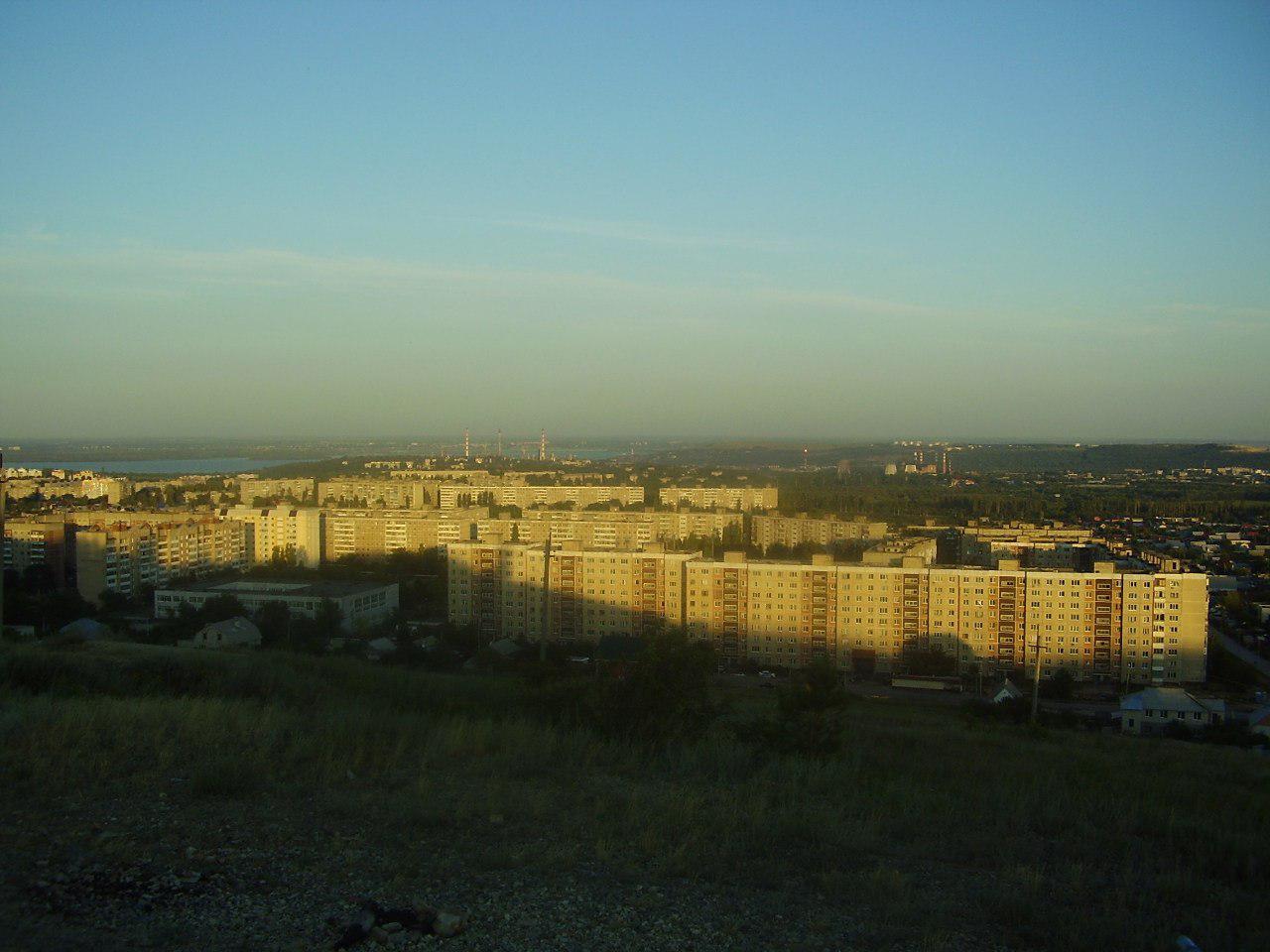 поселка Комсомольский Заводского района города Саратова