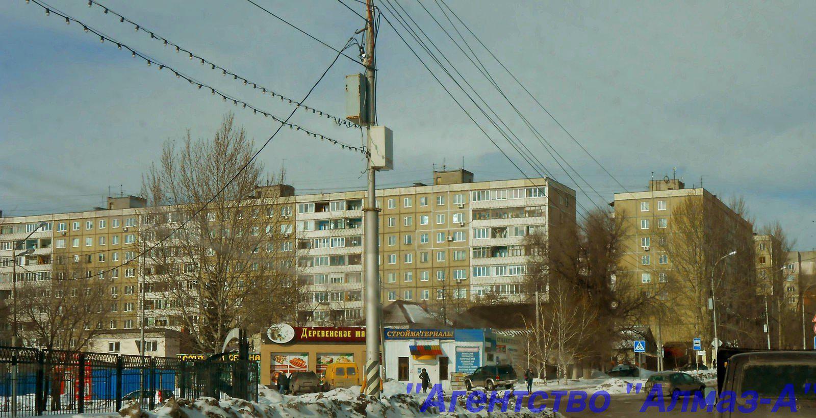 Заводской район, поселок Комсомольский