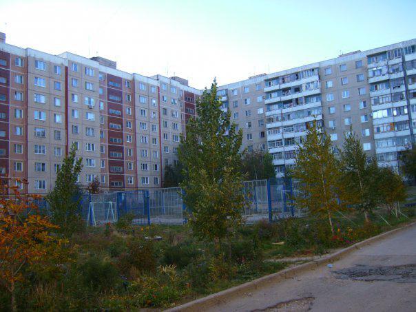 Заводской район Новый Комсомольский