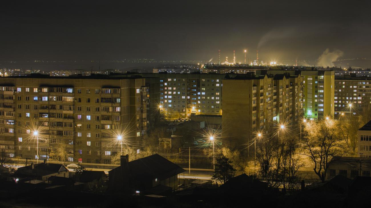 Саратов, Заводской район поселок Комсомольский