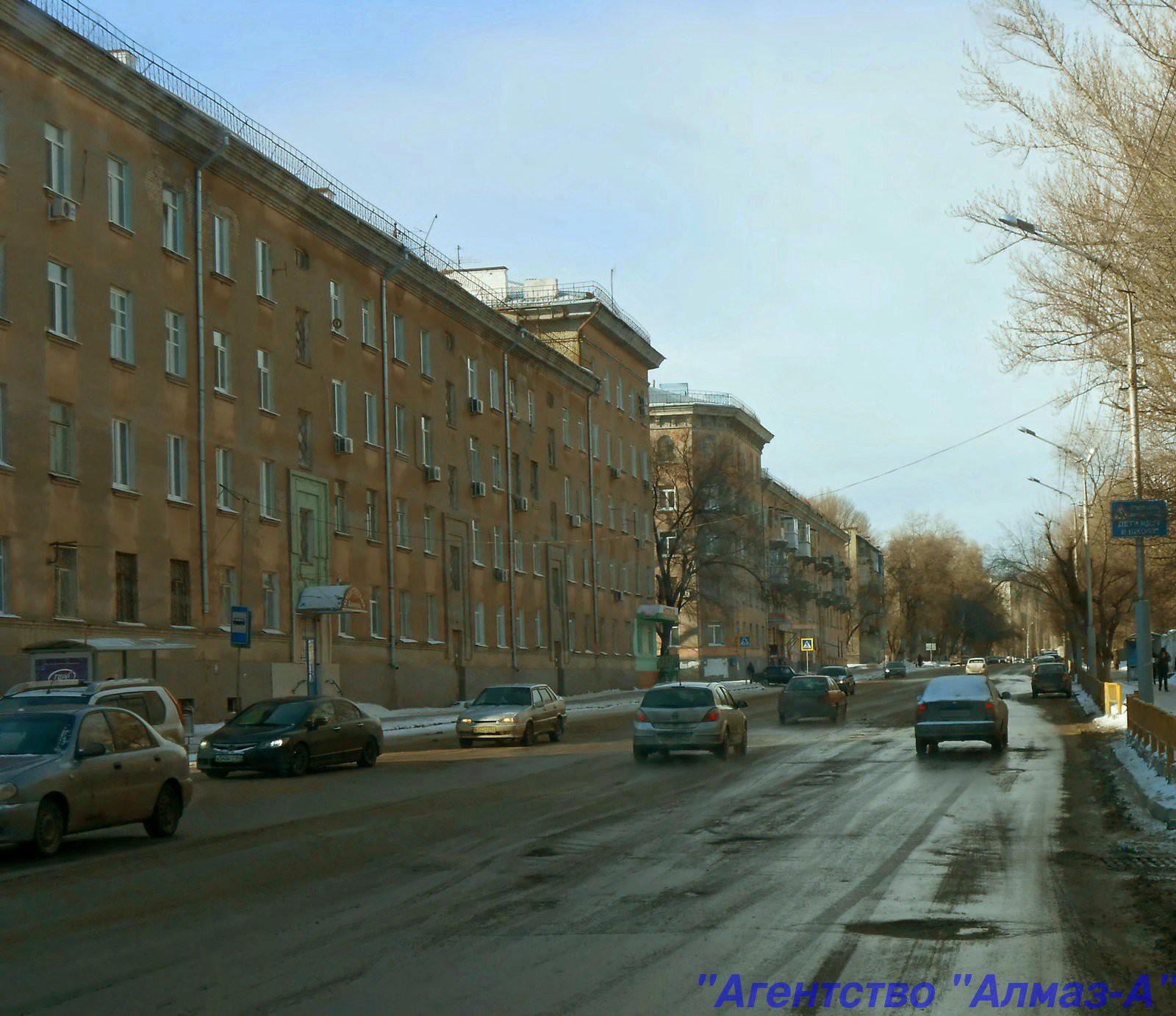 Саратов Заводской район Радуга Сталинка